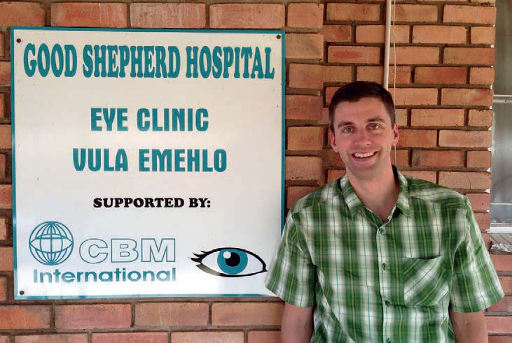 Ophthalmology in Swaziland:  A post-residency/fellowship experience